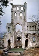 Abbey Church of Notre Dame at Jumieges