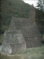 Saint Kevin's Kitchen (Church) and House