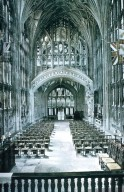 Gloucester Cathedral: Lady Chapel