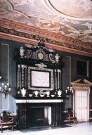 Chimneypiece in the Saloon