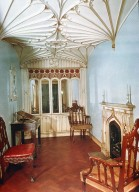Strawberry Room, from Lee Priory