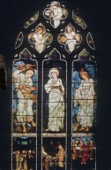 Stained Glass Window, from Christ Church Cathedral