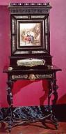 Ebony Cabinet