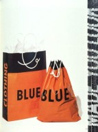 Promo for Blue Clothing Company Bags