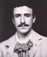 Portrait of Charles Rennie Mackintosh