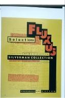 Cranbrook Fluxus Exhibition Poster
