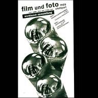 Prospectus for the Film und Foto Exhibition