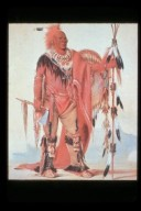 Keokuk (The Watchful Fox), Chief of the Tribe