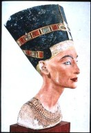 Head of Queen Nefertiti