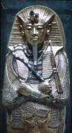 Inner Coffin of Tutankhamun's Sarcophagus