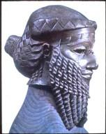 Head of an Akkadian Ruler