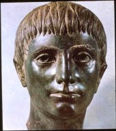 Portrait of a Roman Boy