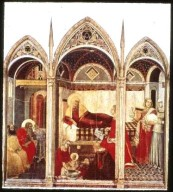 Birth of the Virgin Triptych