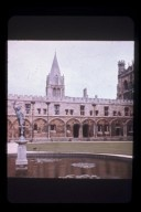 Oxford University: Christ Church College