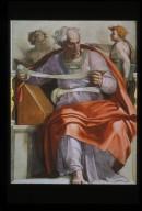 Sistine Chapel: Prophet Joel