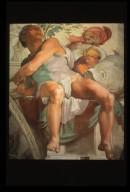 Sistine Chapel: Prophet Jonah