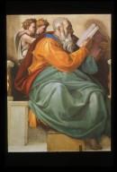 Sistine Chapel: Prophet Isaiah