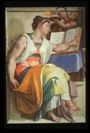 Sistine Chapel: Erythraean Sibyl