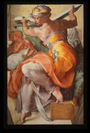 Sistine Chapel: Libyan Sibyl