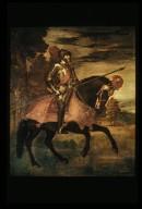 Charles V at the Battle of Muhlberg