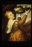 Artist's Daughter Lavinia as Pomona