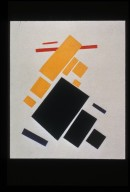 Suprematist Composition: Airplane Flying, 1915