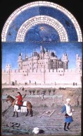 Tres Riches Heures of Duke of Berry: October