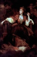 Mrs. Siddons as the Tragic Muse