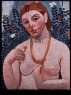Self Portrait as Nude