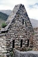 Machu Picchu: Houses
