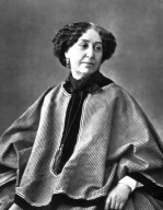 George Sand, from 'Galerie Contemporaine'