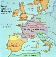 Europe in the Age of Charlemagne
