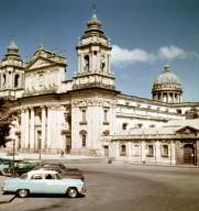Guatemala Cathedral