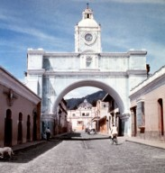 Arch of Santa Catalina