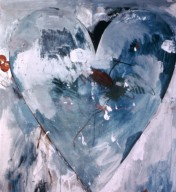 Untitled (Blue Heart)