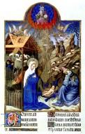 Tres Riches Heures du Duc de Berry: Nativity