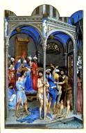 Tres Riches Heures du Duc de Berry: Flagellation