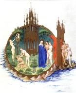 Tres Riches Heures du Duc de Berry: Garden of Eden