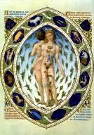 Tres Riches Heures du Duc de Berry: Anatomical Man