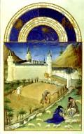 Tres Riches Heures du Duc de Berry: July