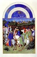 Tres Riches Heures du Duc de Berry: May
