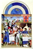 Tres Riches Heures du Duc de Berry: January