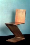 Zig-Zag Side Chair