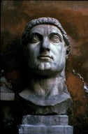 Colossal Constantine (bust)
