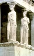 Erechtheum: Porch of the Maidens