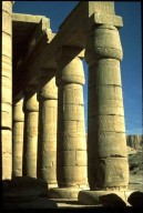 Mortuary Temple of Ramesses II (Ramesseum): Hypostyle Hall