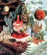 Embrace of Love of the Universe, the Earth (Mexico), I, Diego and Senior Xolotl
