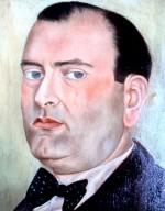 Portrait of Alberto Misrachi