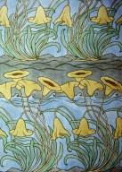 Textile Design: Lily