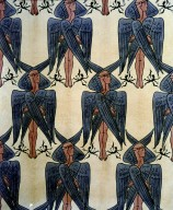'Arts and Crafts' Wallpaper or Textile Design